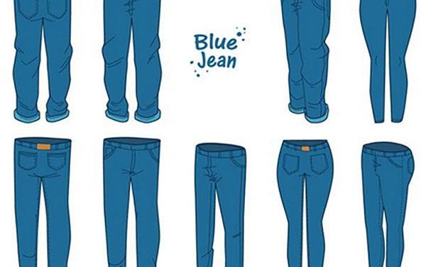 JEANS PANTS STYLE