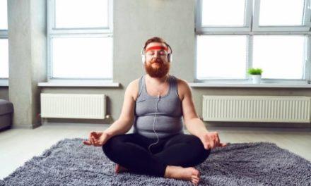 Yoga und Männer, oft belächelt, insgeheim bewundert