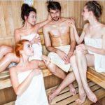 Sauna Diät