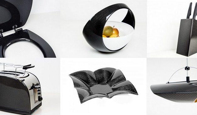 Haushaltsgeräte aus Carbon