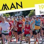 Charity Lauf über den Dächern von Linz