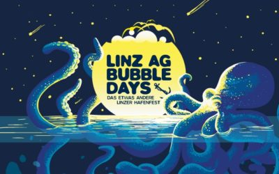 Bubble Days Linz