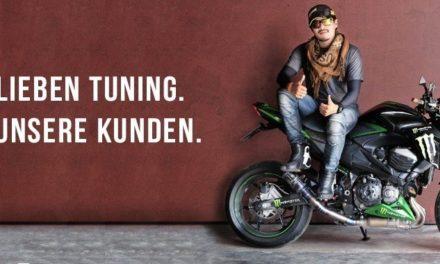 Motorrad Tuning Zubehör