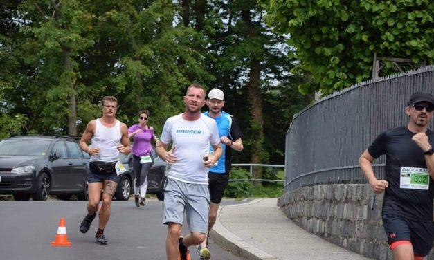Magdaman 2019 – Charity Lauf über den Dächern von Linz