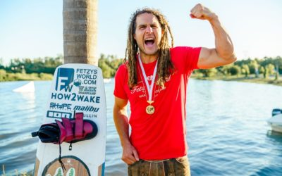 Wakeboard News – Training mit dem Weltmeister