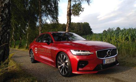 Volvo S60 T5 Test – Modell 2019 mit 250 PS im Autotest