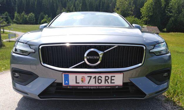 Volvo V60 D3 Test – Automatik 150 Diesel PS im Autotest