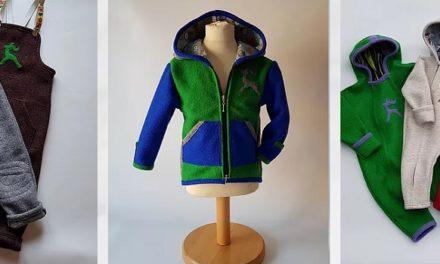 Handmade Kindermode – Maßgeschneiderte Kleidung aus Wollwalk