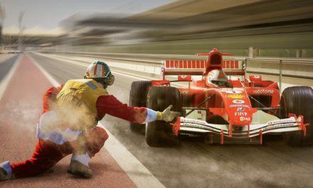 Formel-1 – Hochspannung auf höchstem Niveau!