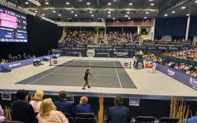 Coco Gauff Amerikanische Teenagerin zieht ins WTA Linz Finale