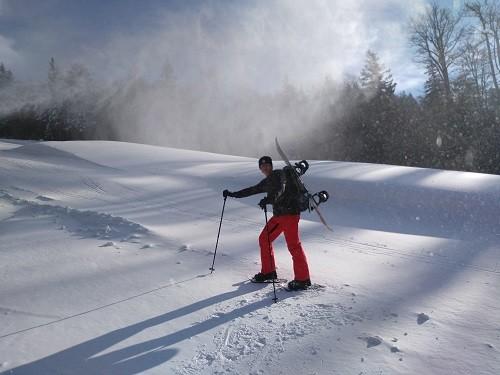 Schneeschuhwandern Oberösterreich
