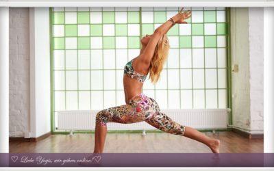 Yogis gehen online – Online Yoga Kurse