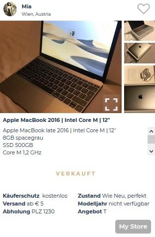 Apple Produkte schnell verkaufen zu Bestpreisen